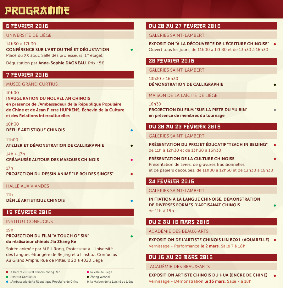 visu web programme